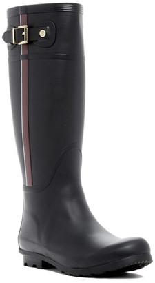 Tommy Hilfiger Malva Rain Boot $99 thestylecure.com