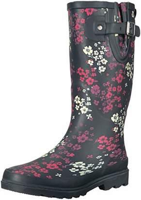 Western Chief Women's Waterproof Printed Tall Rain Boot, 7 M US