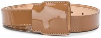 Y/Project Y / Project concealed buckle belt