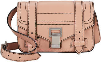 Proenza Schouler PS1+ Mini Blush Leather Crossbody