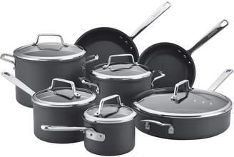 Anolon Authority Hard-Anodized Cookware Set (12 PC)