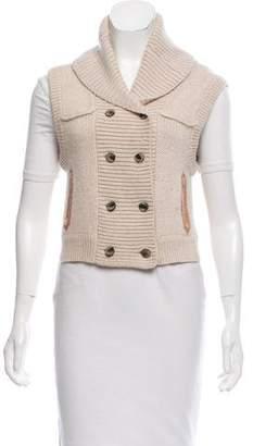 Alexander Wang Cashmere Knit Vest
