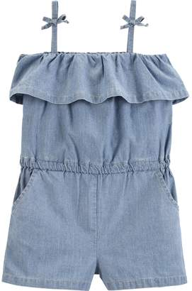 ee33a87d30fd Carter s Toddler Girl Chambray Romper
