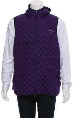 Nike x Undercover Gyakusou Hooded Zip-Up Vest