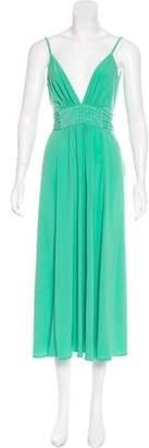 Leona Edmiston Sleeveless Midi Dress