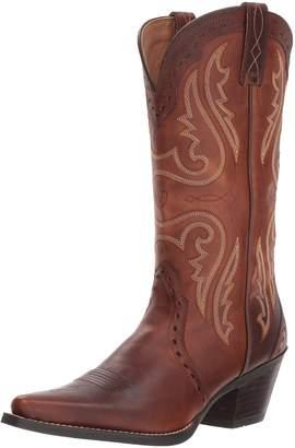 Ariat Women's Women's Heritage Western X Toe Boot