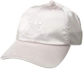 adidas Originals Relaxed Satin Strapback Caps
