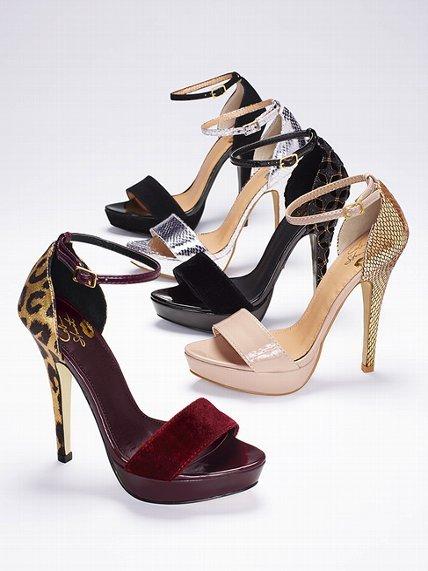 Victoria's Secret Colin Stuart Ankle Strap Sandal