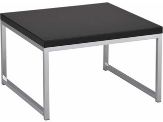 """Office Star AVE SIX by Products Wall Street 28"""" Accent/Corner Table"""