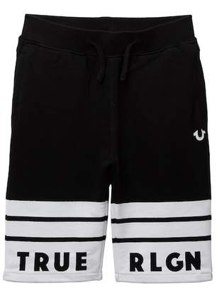 True Religion Sweat Shorts (Toddler & Little Boys)