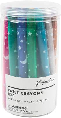 Next Womens Paperchase Twist Crayons