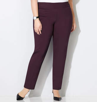 Avenue Super Stretch Pull-On Pant with Tummy Control 28-32