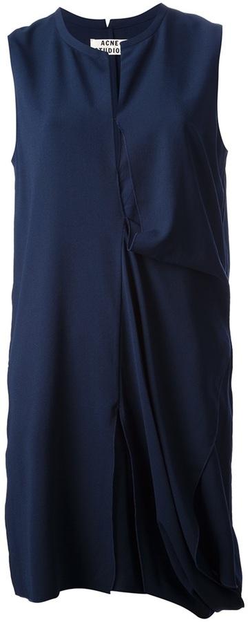 Acne 'Pacific S Cr' dress