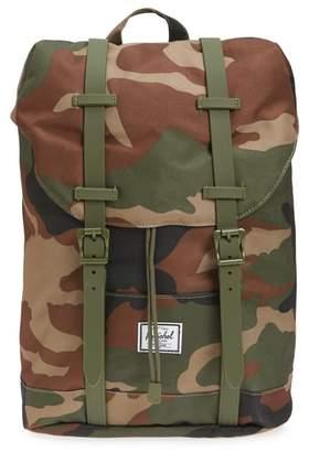 Herschel Retreat Camo Backpack