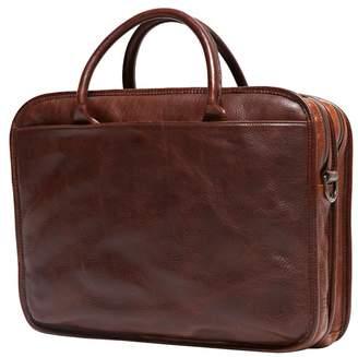"Moore & Giles Fine Leather Standard Attache Case ""Miller"""