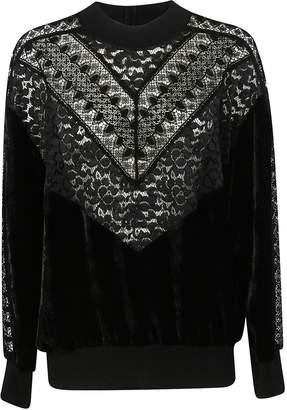 Stella McCartney Lace Sweatshirt