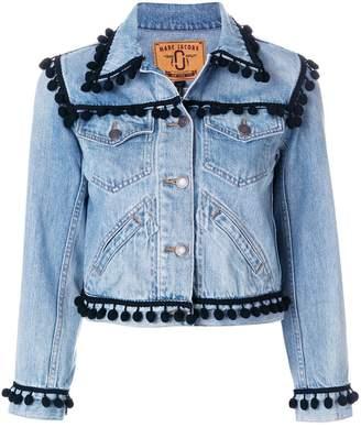Marc Jacobs pompom jacket