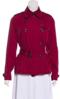 Burberry Lightweight Long Sleeve Jacket