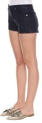 Alberta Ferretti Classic Denim Shorts