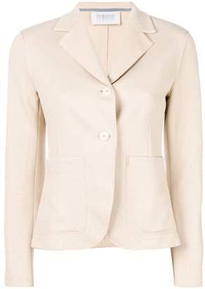 Harris Wharf London casual button blazer