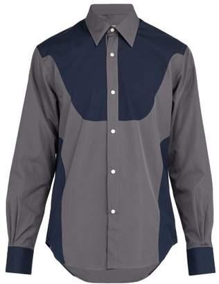 Cobra S.C. Cobra S.c. - Rodeo Press Stud Cotton Shirt - Mens - Multi