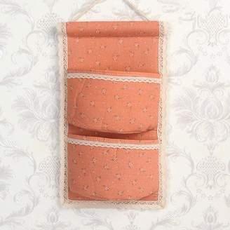 Blinedy Fabric Hanging Organizer with Pockets Hanging Storage Bag Case Wall Door Closet Wall Organizer