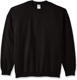 Gildan Men's Fleece Crewneck Sweatshirt Extended Sizes