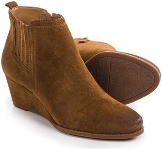 Franco Sarto Welton Wedge Boots - Suede (For Women) $49.99 thestylecure.com