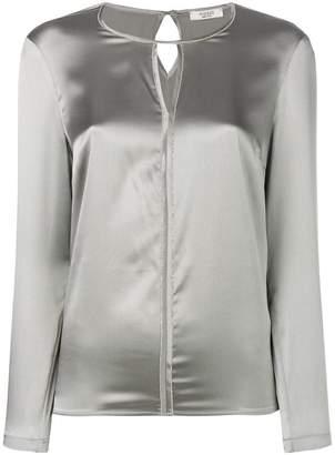 Peserico silk blouse