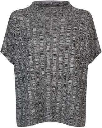 Eileen Fisher Boxy Marl Sweater