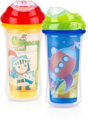 Nuby 9-oz. Insulated Clik-It Cool Sipper Bottle