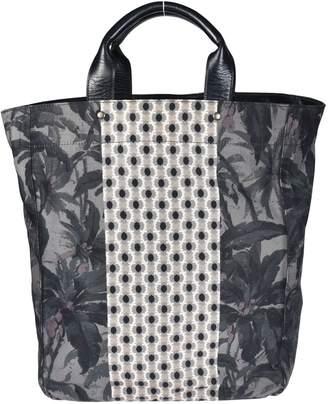 Dries Van Noten Printed Shopper Bag