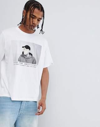 Cheap Monday System Error T-Shirt