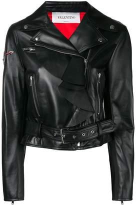Valentino Love Story biker jacket
