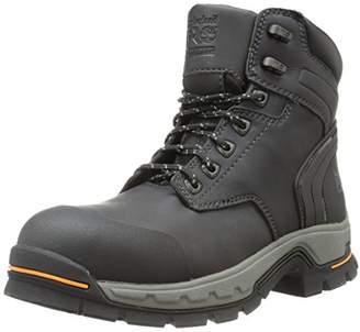 Timberland Men's 6 Inch Stockdale Grip Max Alloy Toe Work and Hunt Boot