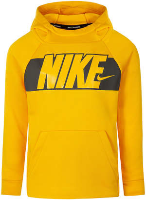 Nike Little Boys Dri-fit Logo Graphic Pullover Hoodie