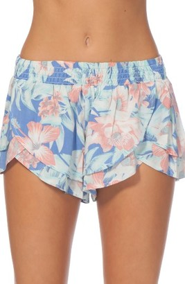 Women's Rip Curl Mia Flores Shorts $39.50 thestylecure.com