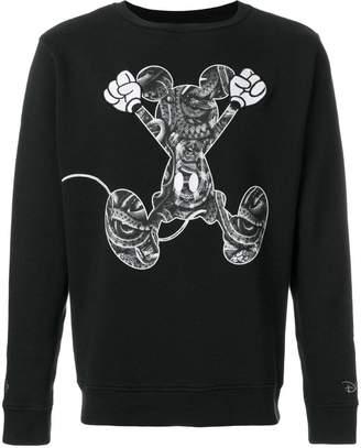 Marcelo Burlon County of Milan Mickey Mouse sweatshirt