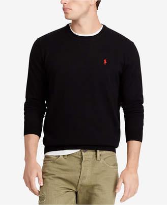 Polo Ralph Lauren Men Big & Tall Merino Wool Sweater