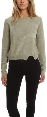 LoveShackFancy Cropped Shack Sweater