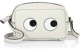 Anya Hindmarch Women's Mini Eyes Leather Crossbody Bag