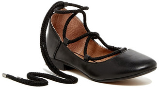Kelsi Dagger Deandra Ballet Flat $110 thestylecure.com