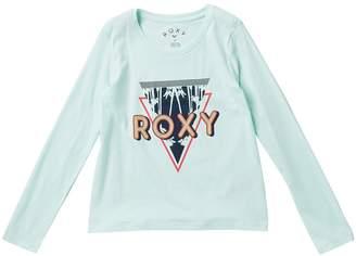 Roxy Lost In Dream Diamond Long Sleeve Tee (Big Girls)