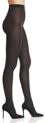 Wolford Muriel Pinstripe Tights