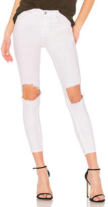 Free People High Rise Busted Skinny.