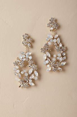 Anthropologie Kora Chandelier Earrings