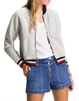Tommy Hilfiger Aora Bomber Long Sleeve