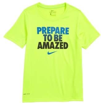Nike Dry Prepare Graphic T-Shirt
