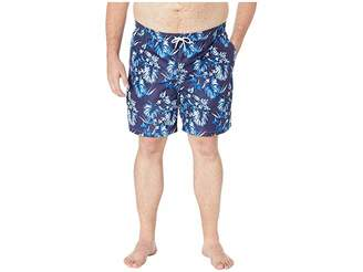 Polo Ralph Lauren Big and Tall Polyester Traveler Swim Trunks