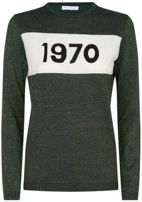 Bella Freud 1970 Sparkle Sweater